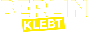 BERLIN KLEBT